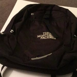 North Face youth back pack